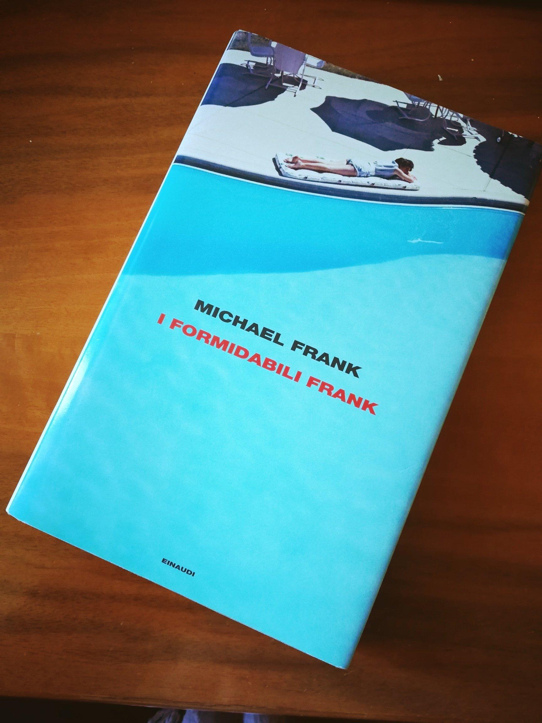 La stupenda copertina de I formidabili Frank