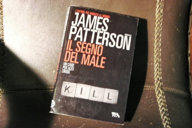 Il libro thriller Il segno del male