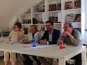 Uno dei momenti di Encuentro la manifestazione di cultura spagnola a Perugia svoltasi a Maggio 2019